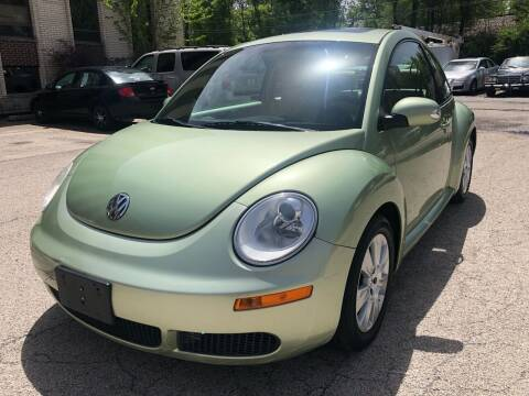 2009 Volkswagen New Beetle for sale at Quality Auto Sales And Service Inc in Westchester IL