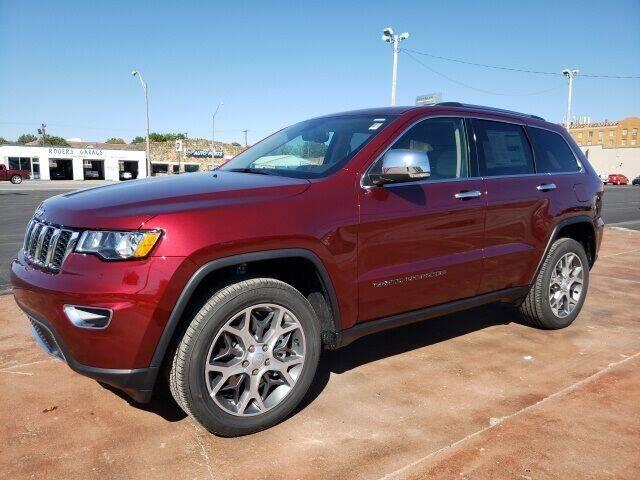 2021 Jeep Grand Cherokee for sale in Vinita, OK