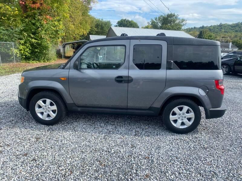 2009 Honda Element for sale at Tennessee Motors in Elizabethton TN