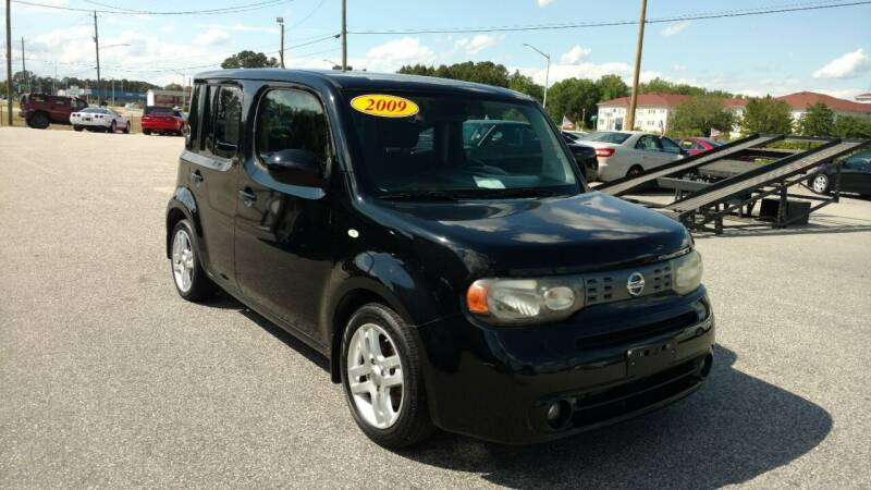 2009 Nissan cube for sale at Kelly & Kelly Supermarket of Cars in Fayetteville NC