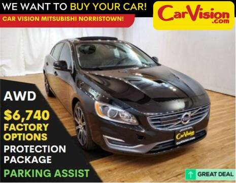 2018 Volvo S60 for sale at Car Vision Mitsubishi Norristown in Trooper PA