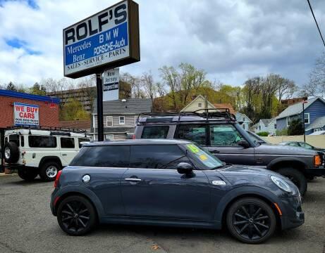 2015 MINI Hardtop 2 Door for sale at Rolfs Auto Sales in Summit NJ