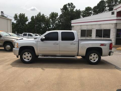 2011 Chevrolet Silverado 1500 for sale at Northwood Auto Sales in Northport AL