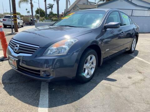 2008 Nissan Altima Hybrid for sale at Auto Max of Ventura in Ventura CA