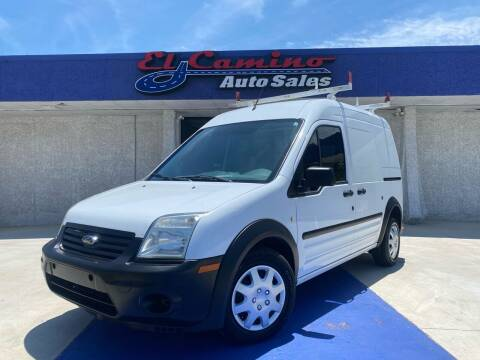 2013 Ford Transit Connect for sale at El Camino Auto Sales Gainesville in Gainesville GA