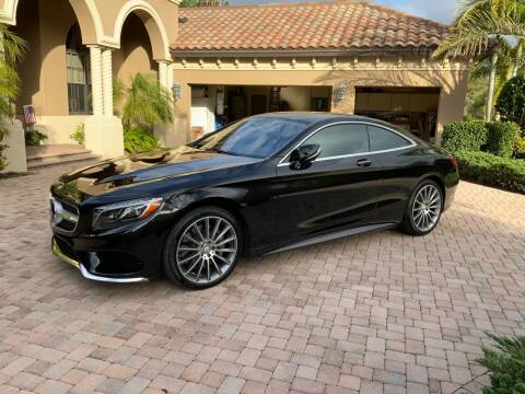 2016 Mercedes-Benz S-Class for sale at Unique Sport and Imports in Sarasota FL