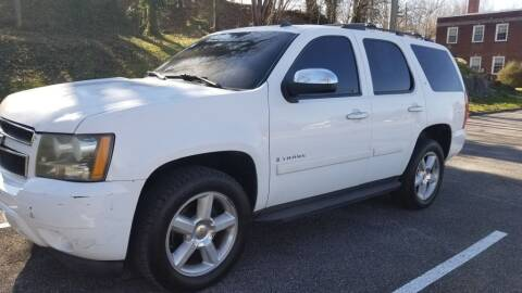 2008 Chevrolet Tahoe for sale at Thompson Auto Sales Inc in Knoxville TN