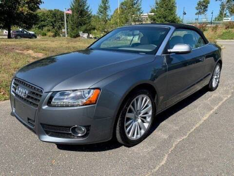 2012 Audi A5 for sale at QUALITY AUTO SALES OF NEW YORK in Medford NY