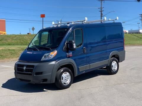 2018 RAM ProMaster Cargo for sale at Driv Inc in Madison TN