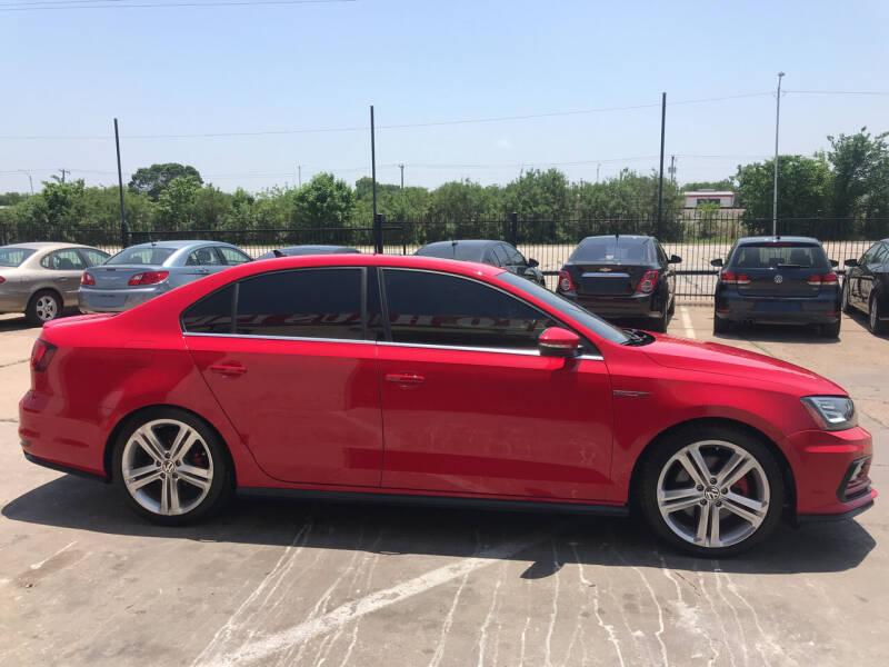 2016 Volkswagen Jetta for sale in Grand Prairie, TX