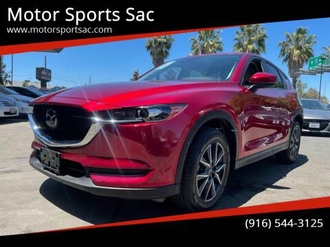 2018 Mazda CX-5 for sale at Motor Sports Sac in Sacramento CA