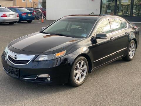 2012 Acura TL for sale at MAGIC AUTO SALES in Little Ferry NJ