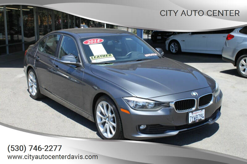 2014 BMW 3 Series for sale at City Auto Center in Davis CA