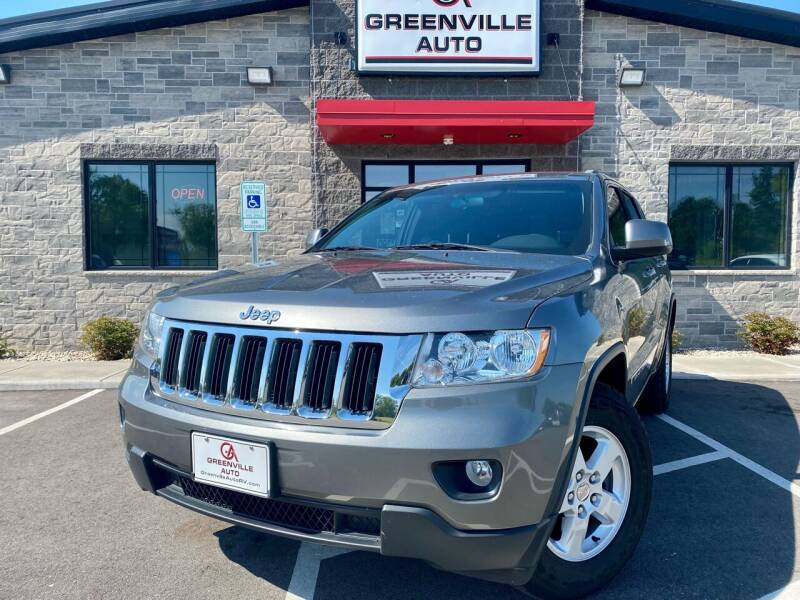 2011 Jeep Grand Cherokee for sale at GREENVILLE AUTO in Greenville WI