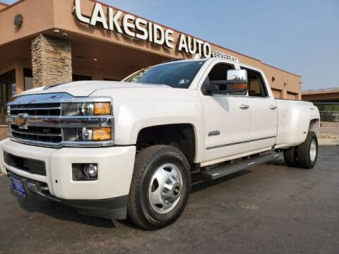 2018 Chevrolet Silverado 3500HD for sale at Lakeside Auto Brokers in Colorado Springs CO