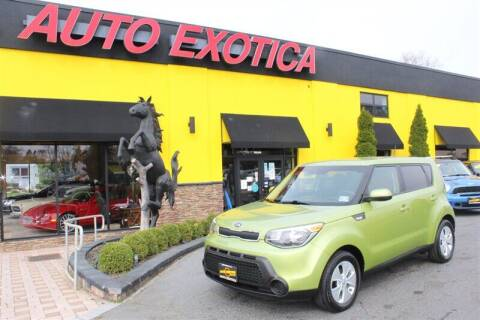 2014 Kia Soul for sale at Auto Exotica in Red Bank NJ