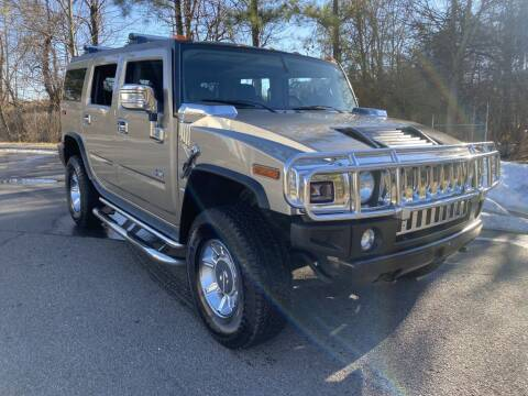 2003 HUMMER H2 for sale at PM Auto Group LLC in Chantilly VA