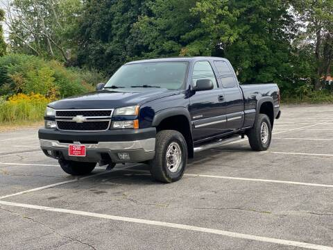 2006 Chevrolet Silverado 2500HD for sale at Hillcrest Motors in Derry NH