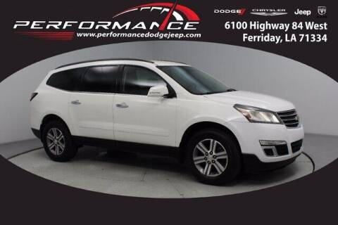 2015 Chevrolet Traverse for sale at Auto Group South - Performance Dodge Chrysler Jeep in Ferriday LA