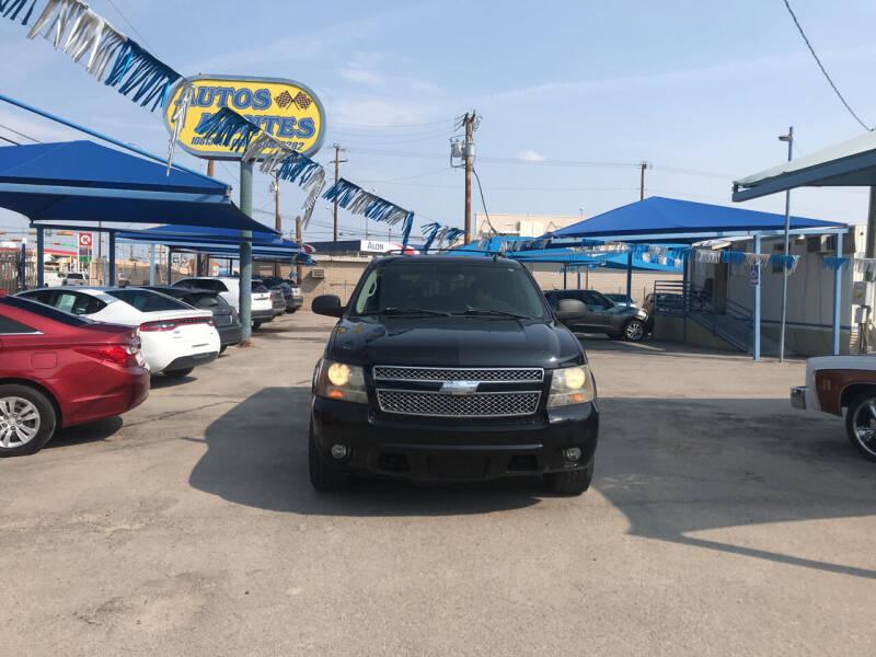 2007 Chevrolet Suburban for sale at Autos Montes in Socorro TX