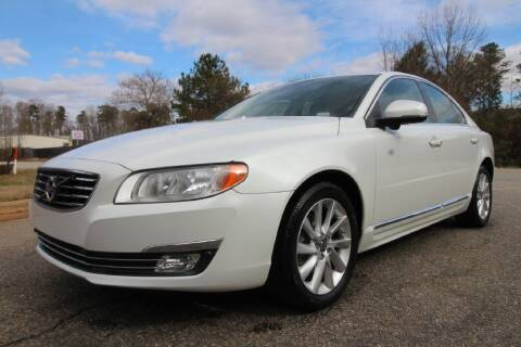 2015 Volvo S80 for sale at Oak City Motors in Garner NC