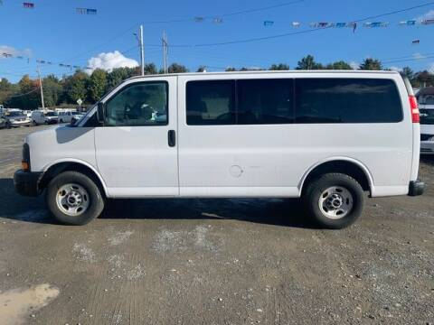 2009 GMC Savana Passenger for sale at Upstate Auto Sales Inc. in Pittstown NY