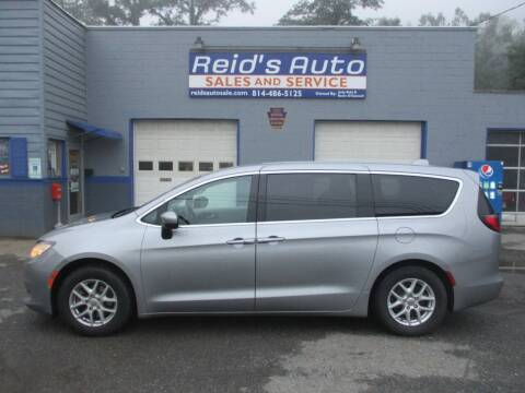 2018 Chrysler Pacifica for sale at Reid's Auto Sales & Service in Emporium PA