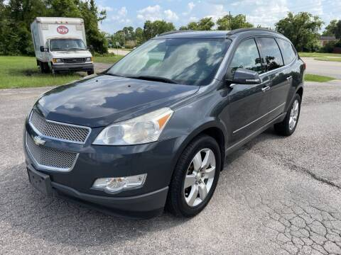 2011 Chevrolet Traverse for sale at AMERICAN AUTO COMPANY in Beaumont TX