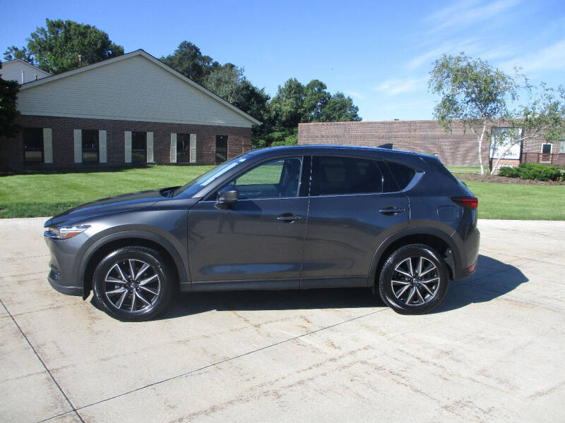 2017 Mazda CX-5 for sale at Lease Car Sales 2 in Warrensville Heights OH