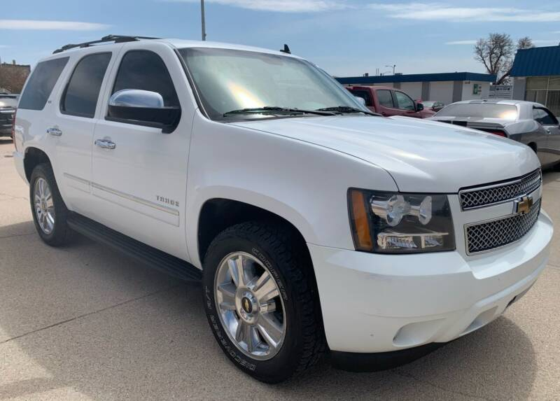 2009 Chevrolet Tahoe for sale at Spady Used Cars in Holdrege NE