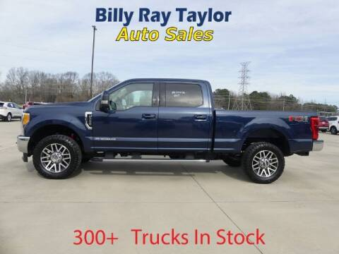 2017 Ford F-250 Super Duty for sale at Billy Ray Taylor Auto Sales in Cullman AL