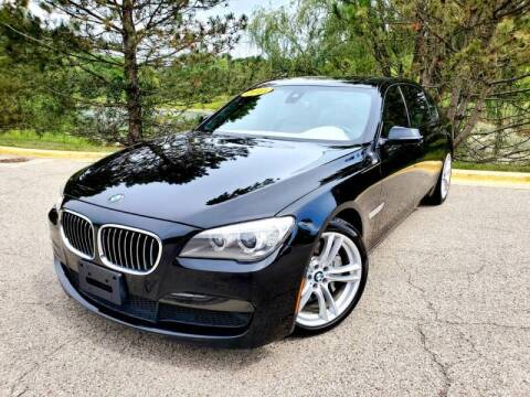 2013 BMW 7 Series for sale at Excalibur Auto Sales in Palatine IL