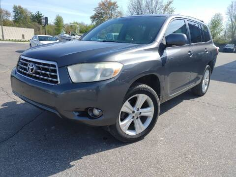 2010 Toyota Highlander for sale at Cruisin' Auto Sales in Madison IN