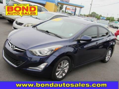 2014 Hyundai Elantra for sale at Bond Auto Sales in St Petersburg FL