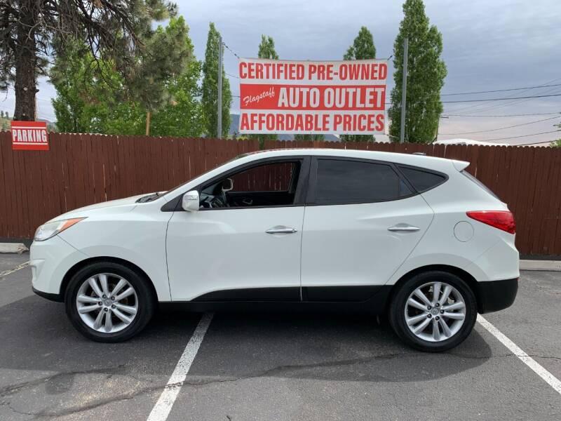 2010 Hyundai Tucson for sale at Flagstaff Auto Outlet in Flagstaff AZ