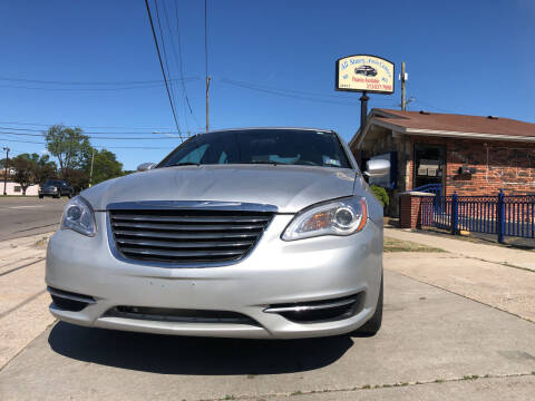 2012 Chrysler 200 for sale at All Starz Auto Center Inc in Redford MI