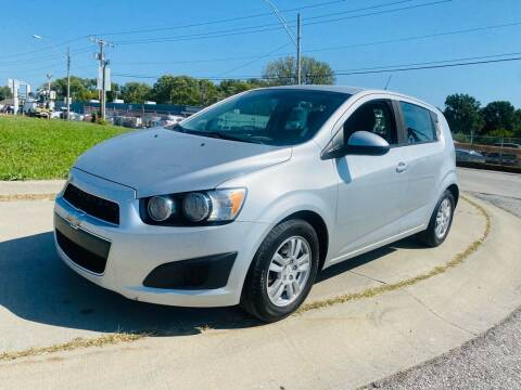 2012 Chevrolet Sonic for sale at Xtreme Auto Mart LLC in Kansas City MO