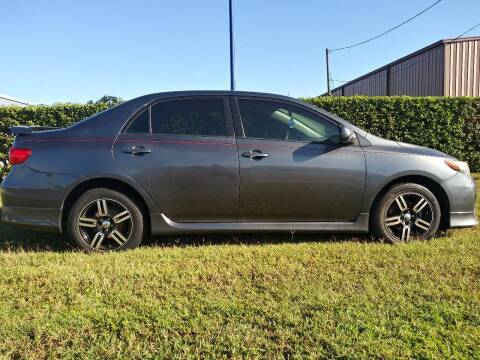 2011 Toyota Corolla for sale at Affordable Auto in Ocoee FL