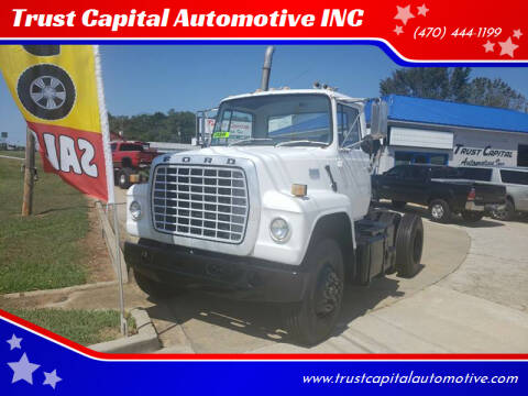 1982 Ford LN9000 for sale at Trust Capital Automotive Inc. in Covington GA