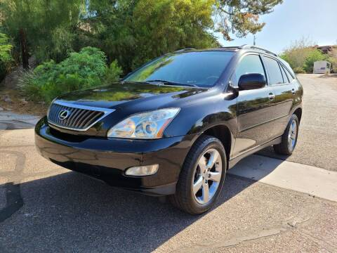 2009 Lexus RX 350 for sale at BUY RIGHT AUTO SALES in Phoenix AZ