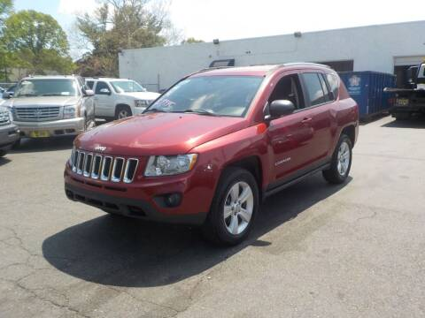 2013 Jeep Compass for sale at United Auto Land in Woodbury NJ