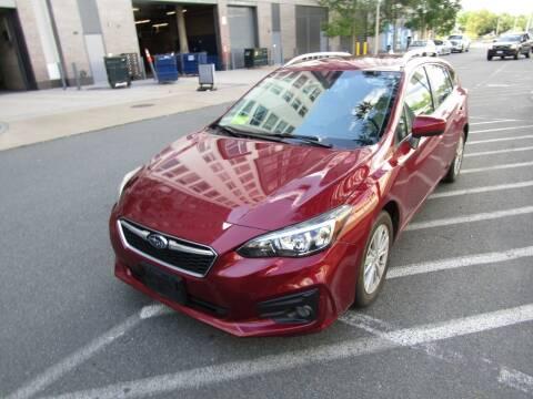 2017 Subaru Impreza for sale at Boston Auto Sales in Brighton MA