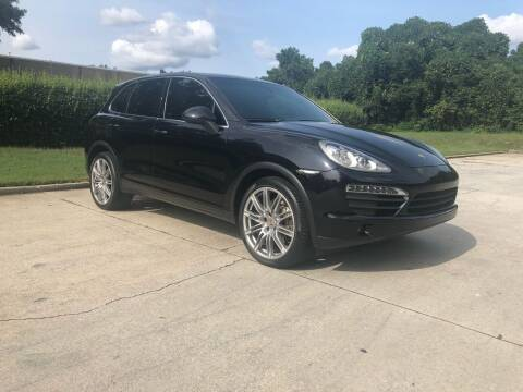 2012 Porsche Cayenne for sale at United Luxury Motors in Stone Mountain GA