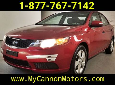 2010 Kia Forte for sale at Cannon Motors in Silverdale PA