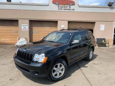 2009 Jeep Grand Cherokee for sale at Simon's Auto Sales in Detroit MI