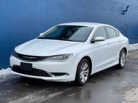 2015 Chrysler 200 for sale at Omega Motors in Waterford MI