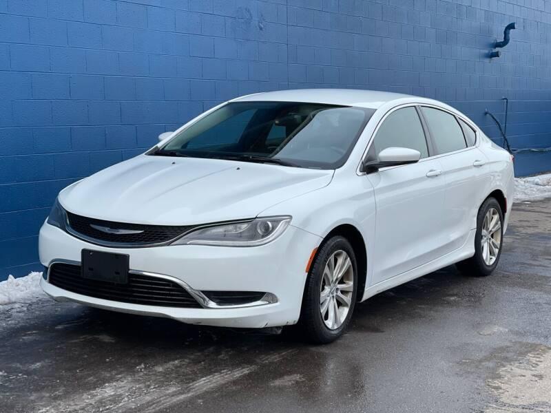 2015 Chrysler 200 for sale at Omega Motors in Waterford MI