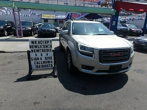 2014 GMC Acadia for sale at Cedano Auto Mall Inc in Bronx NY