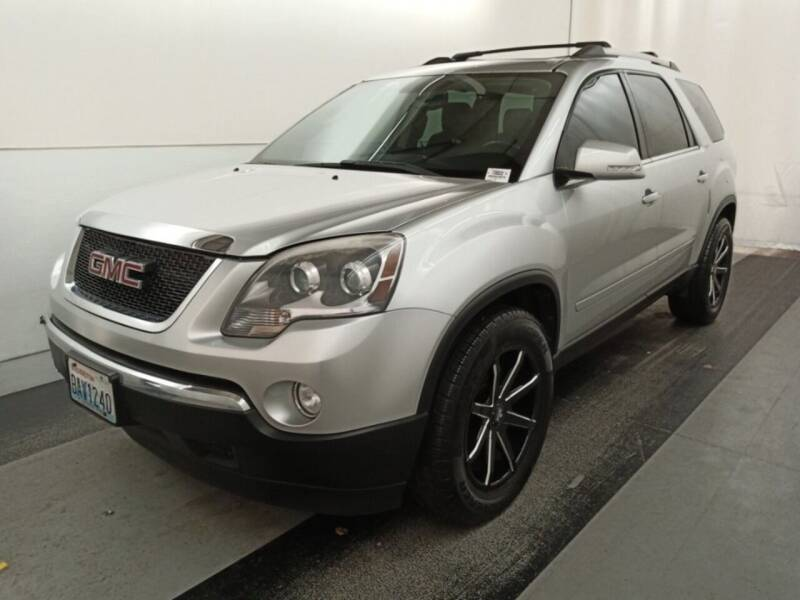 2011 GMC Acadia for sale at Horne's Auto Sales in Richland WA