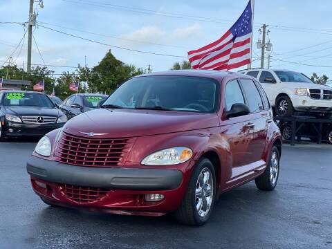 2002 Chrysler PT Cruiser for sale at KD's Auto Sales in Pompano Beach FL